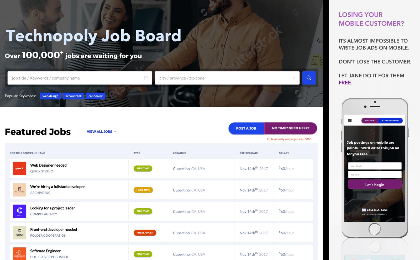 JobBoardPro